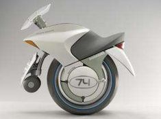 one-wheeled concept motorcycle. - a unicycle is a vehicle that touches the ground with only one wheel. Futuristic Motorcycle, Futuristic Cars, Futuristic Technology, Motorcycle Design, Bike Design, Trike Motorcycle, E Mobility, Future Transportation, Concept Motorcycles