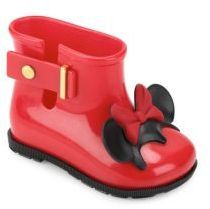 Mini Melissa Toddler's & Kid's Sugar Rain Disney Twins Boots