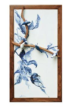 Rama Seca, Tableau Design, 3d Wall Art, China Art, Fabric Art, Art Pictures, Sculpture Art, Art Decor, Design Art