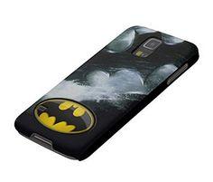 Cute Batman Samsung Galaxy S5 CaseDurable Plastic Hard Back Cover Shell