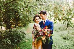 We're pretty excited to share the ultimate woodland wedding with you all today, which took place atCollege Settlement Campin Horsham, Pennsylvania. SinceAnjuli + Jesse knew justwhat they wanted theirweddingto be like, they took on the tasks of planning, prepping + DIYing their day. And we're sure it goes without saying that that is no small...