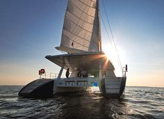 Sunreef Catamaran SOON COME | Sunreef Yachts Charter