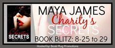 BookLover Sue: Book Blitz & Giveaway- Charity's Secrets by Mara J...