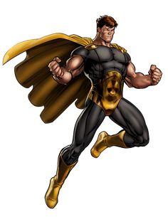 Modern Hyperion #Marvel: Avengers Alliance
