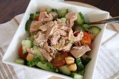 Weekmenu De Voedselzandloper april week 3. De weekmenu's voor dit boek zijn populair! Lunch Recipes, Soup Recipes, Great Recipes, Salad Recipes, Low Carb Recipes, Healthy Recipes, Healthy Chef, Healthy Salads, Healthy Foods