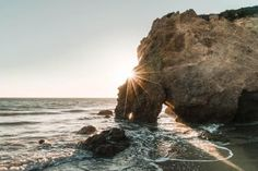 This Californian Road Trip Will Make You Want to Pack Your Bags Now | El Matador Beach