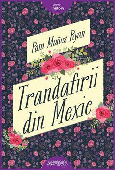 """Editura Arthur pregătește un nou roman pentru copii, Trandafirii din Mexic, în colecția Violet History, scris de Pam Muñoz Ryan. Titlul cărții în limba engleză este """"Esperanza Rising """". Sinopsis Uneori se poate întâmpla ca totul să se năruiască, atunci când ți-e lumea mai dragă, și de pe cele mai… Books To Read, My Books, Esperanza Rising, Pdf, History, Reading, Study, School, Cover"""