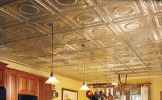 View Tin Ceiling Tiles