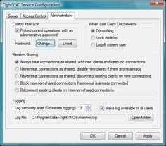 Click image to download. TightVNC is a free remote control software package. With TightVNC, you can see the desktop of a remote machine and control it with your local mouse and keyboard, just like you would do it sitting in the front of that computer.