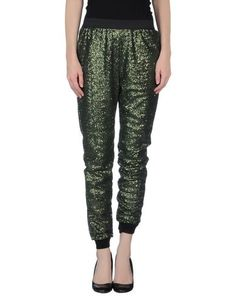Discover a wide array of products by the best Italian and international designers on YOOX. Sequin Leggings, 80s Dress, Fashion 2017, Casual Pants, Venice, Parachute Pants, Capri Pants, Cute Outfits, Sweatpants