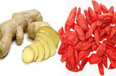 Suco Detox de Gengibre e Goji Berry Para Emagrecer de Vez | Dicas de Saúde