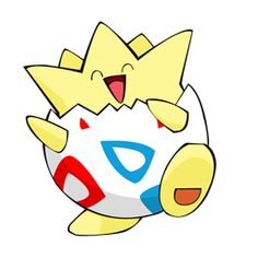 is Togepi not the most adorable thing?