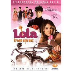 Lola Erase una Vez (dvd_video)