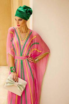 فساتين وطلات رمضان 2013: بالألوان من بوتيك ValleyDez  #fashion  #ValleyDez   #Ramadan