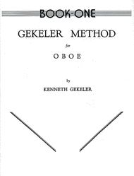 Gekeler Method for Oboe – Book I Looking for  inspiration?  http://actuasonglyrics.com/product/gekeler-method-for-oboe-book-i/