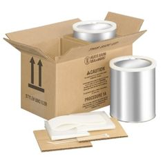 b8368bdc957 Hazardous Material Boxes   Supplies - These assortments are ideal for  packing and shipping hazardous materials