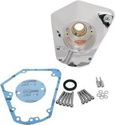 DS Cam Cover Kit Chrome Harley FXRS-SP Low Rider Sport Edition 93