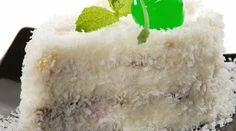 Bolo de coco gelado - Bolsa de Mulher