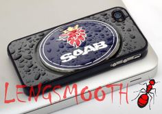 Saab Automobile Car Logo Design for iPhone 4/4s by LengSmooth, $14.80