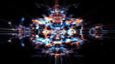 Fractal 2005: Abstract fractal forms morph and oscillate (Loop).     A Luna Blue   https://www.alunablue.com   Imagery for Your Imagination