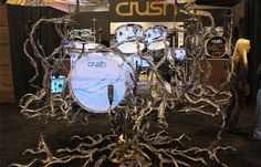 Crush Drums Tree Of Life Kit