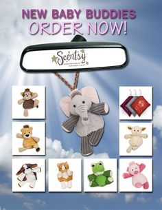 Baby Buddies by Scentsy