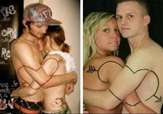 Couple Tattoos that you MUST see