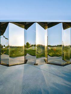 gh3 · Castle Downs Park Pavilion · Divisare