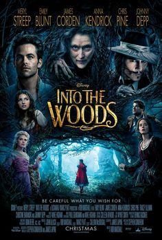 Caminhos da Floresta (Into the Woods), 2014.