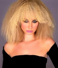 Remarkable 80S Hairstyles Hairstyles And Woman Hairstyles On Pinterest Short Hairstyles Gunalazisus