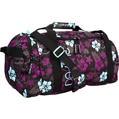 Dakine Womens EQ Bag in Lolani -- not a diaper bag but I want it :)  Zappos 294935