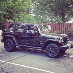 summer _ 2014 jeep wrangler unlimited sahara