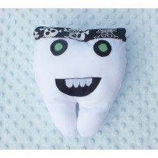 Bandana Tooth Fairy Pillow Tooth Fairy Pillow, Bandana, Teeth, Pillows, Toys, Activity Toys, Bandanas, Toy, Throw Pillow