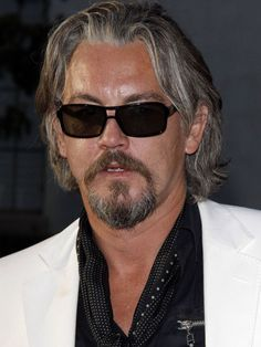 Tommy J. Flanagan, Filip, Chibs, Telford on Sons of Anarchy my favorite character! I love this Sexy man!