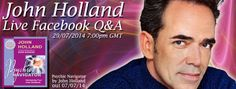 Join John Holland for a FREE live Facebook QA on Tuesday July 29th at 7:00pm GMT. Sign up for the session here: https://www.facebook.com/events/293116047527522/