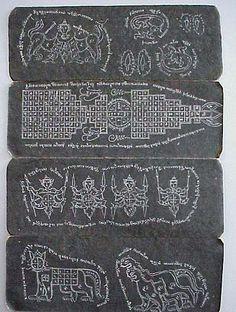 burmese tattoo manuscript book burma burma tattoo pinterest burmese art object and. Black Bedroom Furniture Sets. Home Design Ideas