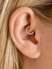 Does Daith Piercing Really Work First Anecdotal Study Of Its Kind