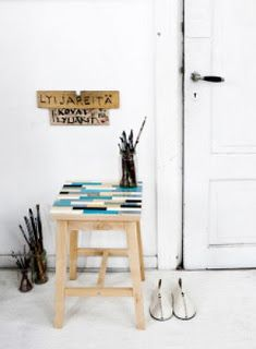 die besten 25 ikea wooden stool ideen auf pinterest b rohocker ecke b cherregal ikea und studio. Black Bedroom Furniture Sets. Home Design Ideas