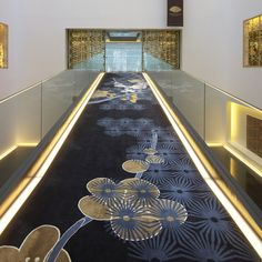 #corridor Inspirational Corridor Spaces by Tai Ping Carpets. Above Left is the Australian distributor of 1956 by Tai Ping and Tai Ping Carpets.