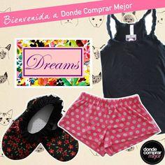 ¡Le damos la bienvenida a DREAMS a la comunidad DCM! Conocela: www.dondecomprarmejor.com/dreams ¡Te vas a enamorar!