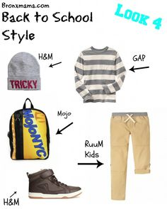 Back to School: Look 4