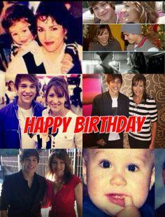 Happy birthday Austin  I love you soo much