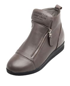 Fashiondiary Women's Solid Zip Hiking Boots *** Learn more by visiting the image link.