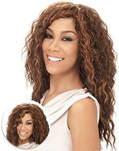 Luxe Beauty Supply - Harlem 125 Big 4 Collection - Spanish Curl 4Pcs   Free Closure (Final Sale) (http://www.lhboutique.com/harlem-125-big-4-collection-spanish-curl-4pcs-free-closure-final-sale/) #Wigs, #LuxeBeautySupply, #Harlem125Wigs