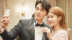 Korean Celebrity Couples, Kpop Couples, Korean Celebrities, Korean Actors, Yoo In Na Fashion, Lee Dong Wook Wallpaper, Lee Dong Wook Goblin, Lee Dong Wok, Song Kang Ho