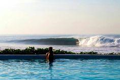 Ocean beach surf = ☺