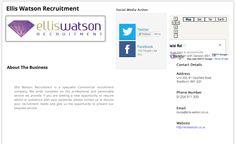 Ellis Watson Recruitment