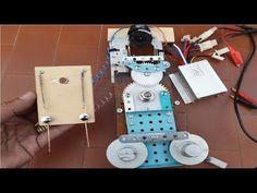 Como fazer um Hoverboard Caseiro ou monociclo eletrico, PARTE 3 Turntable, Electric Push Bike, Homemade, Unicycle, Record Player