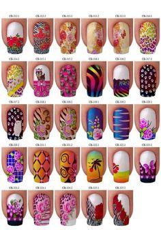 Nailart to all! Cute Nail Art, Cute Nails, Pretty Nails, Disney Christmas Nails, Disney Nails, Nails 2017, Different Nail Designs, Nail Accessories, Perfect Nails