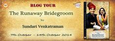 I Luv Fiction!: 'The Runaway Bridegroom' by Sundari Venkatraman